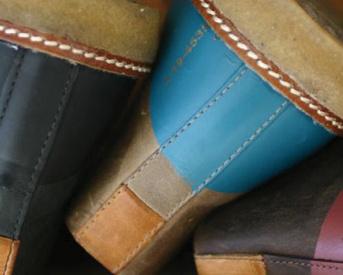 J Shoes Branding
