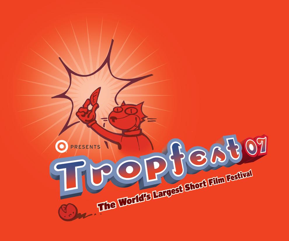 Tropfest Festival Logo Design
