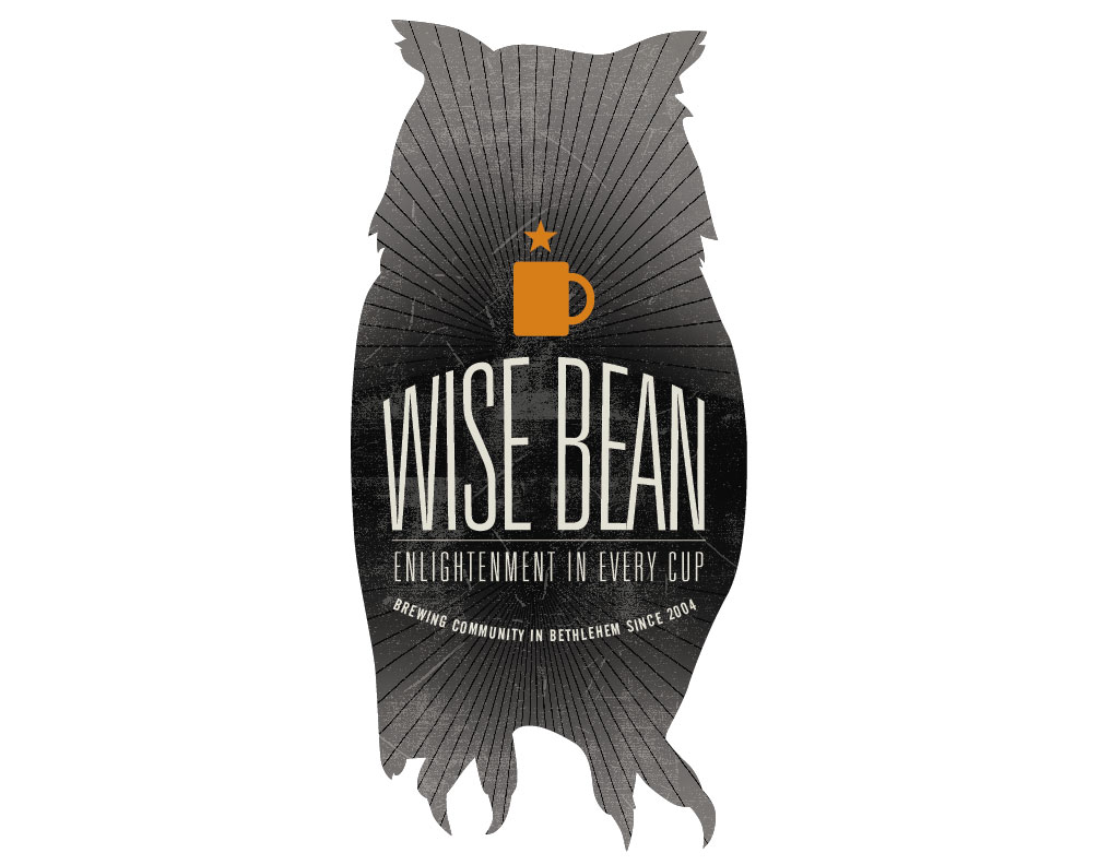 Wise-Bean-owl-logo